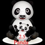 The Google Panda Is back With Its Latest Update Panda 2.5