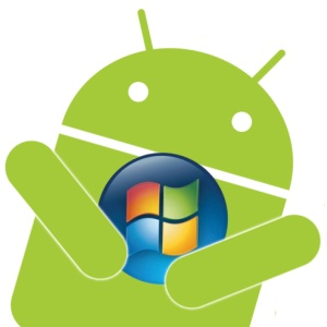 Android Windows os