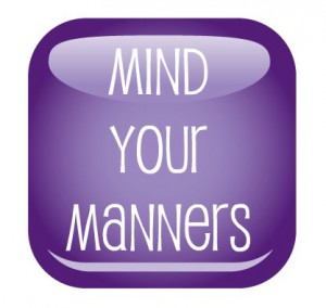 blogging manners