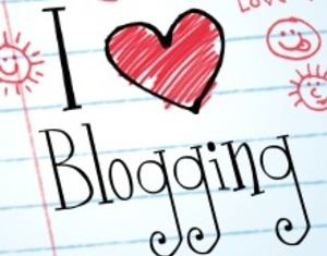 Why I do Love Blogging!