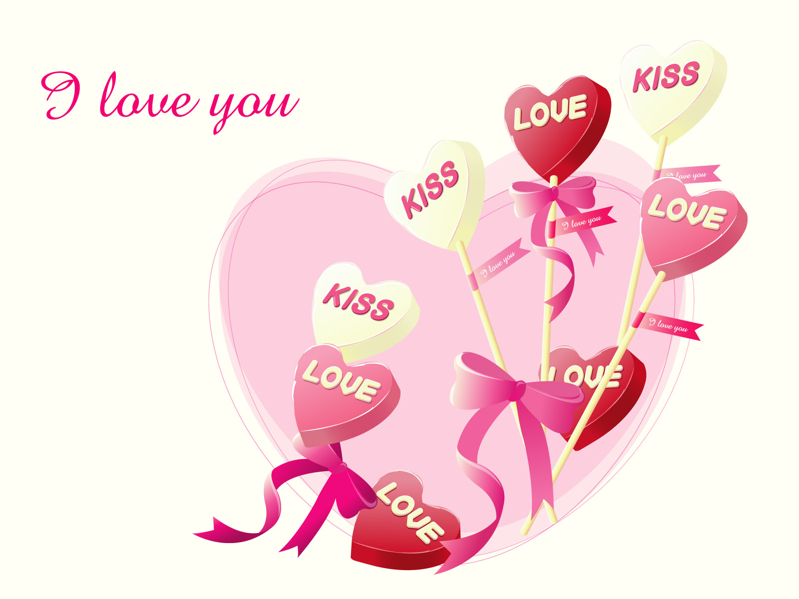 love kiss valentines