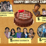 Happy Birthday Zainil