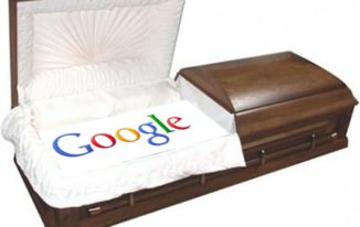 Google Funeral