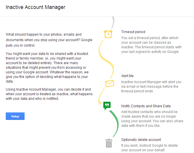Inactive Account Manager