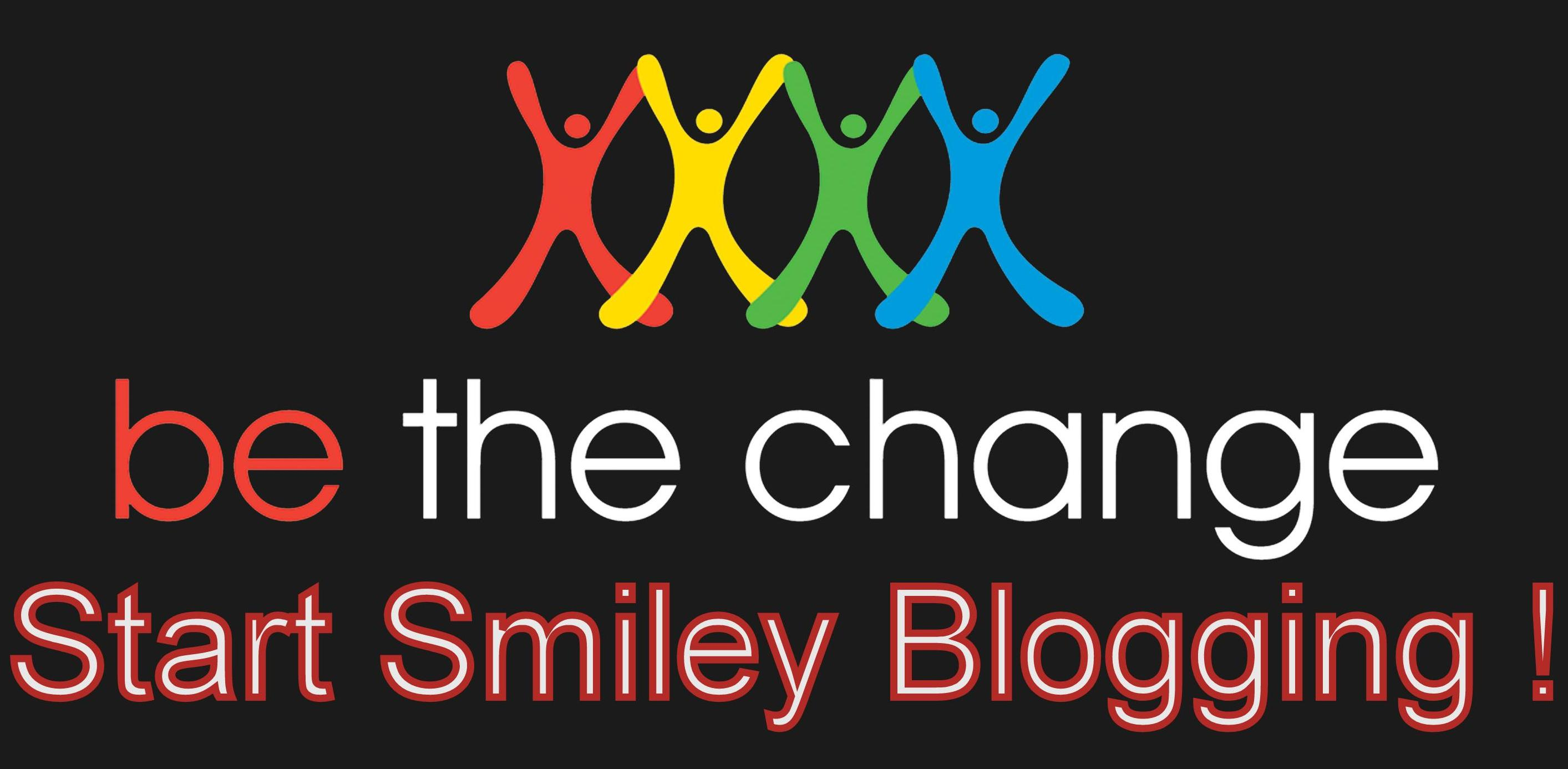 Smiley Blogging