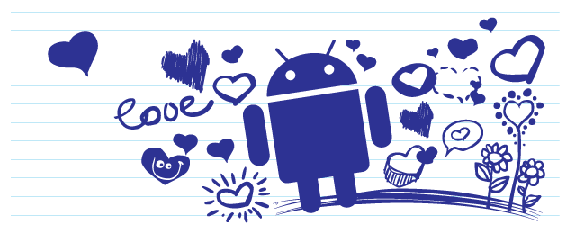 Lovely android hot images and wallpapers