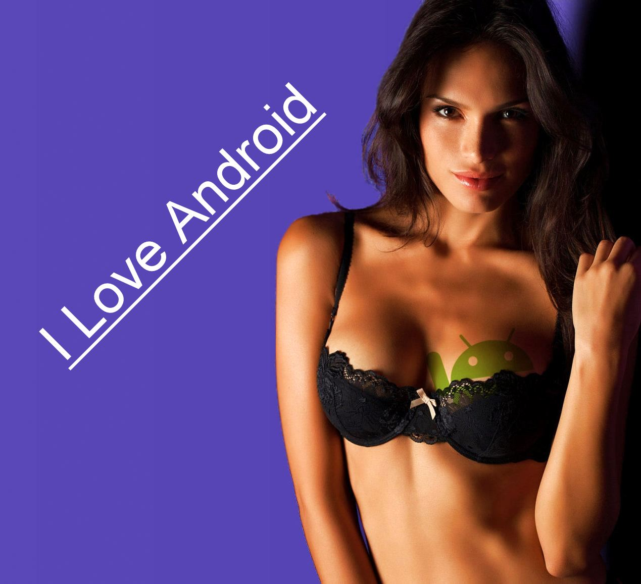 sexy-girl-android-wallpaper Hot android Tatoo hot girl