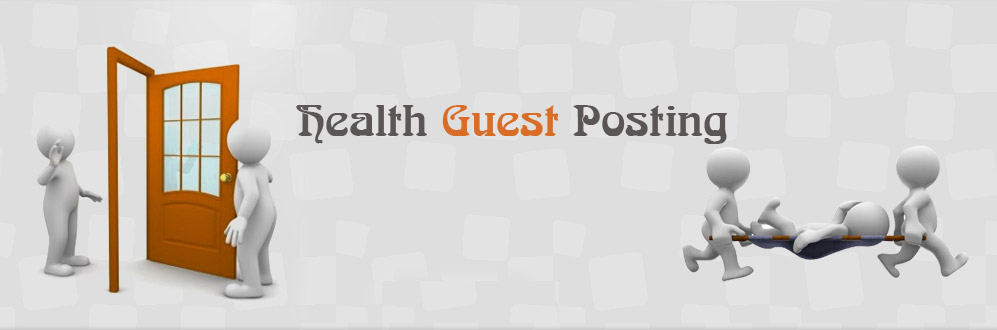 10 health blogs for guest posting