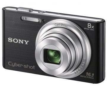 Sony Cyber-Shot DSC-W730 Digital Camera Review