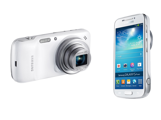 samsung galaxy s4 zoom - Brand New Camera Centric Smartphone