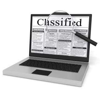 Classified ad postings - free ad posting