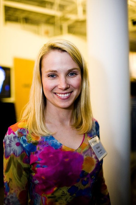 Cute- sexy-hot- marissa-mayer