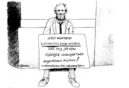 Former SEO Expert Looking for a JOB offer