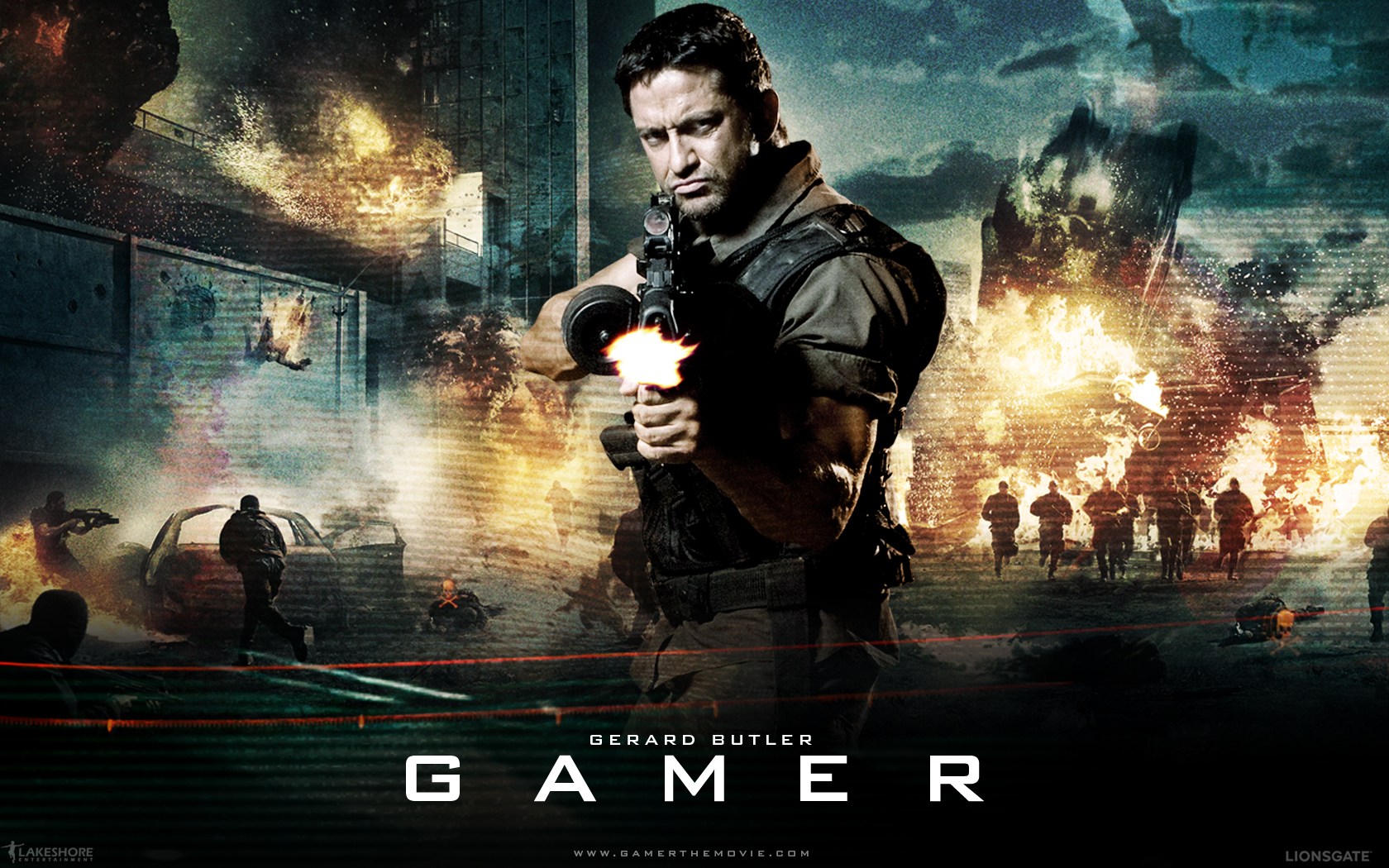 Gamer-movie- tech movie