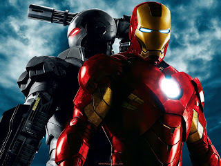 Iron man the tech movie