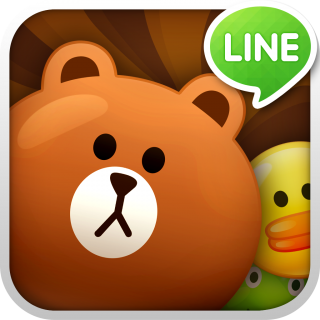 LINE App:Bid a Good Bye to Communication Gaps!