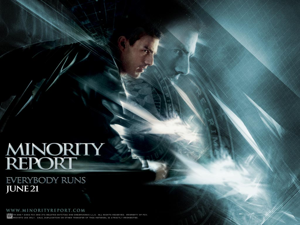 minority-report-movie the tech movie
