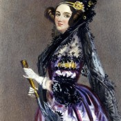 Ada Lovelace - first female programmer