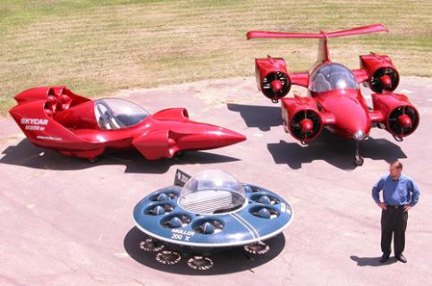 Moller's Flying Cars