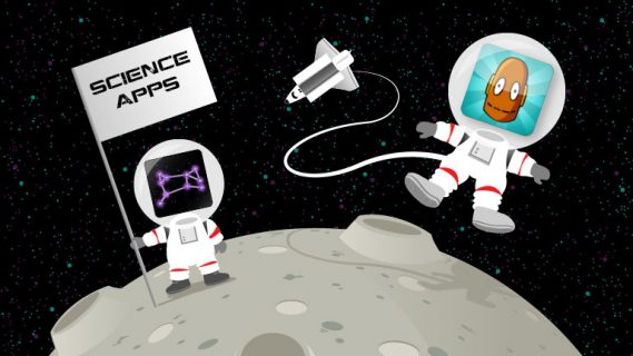 10 Apps that Help Build Children's Interest in Science