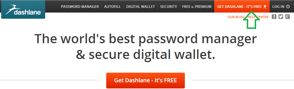 download-dashlane