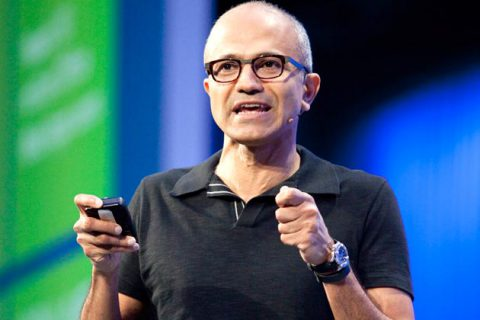 Meet Microsoft's new CEO, Satya Nadella