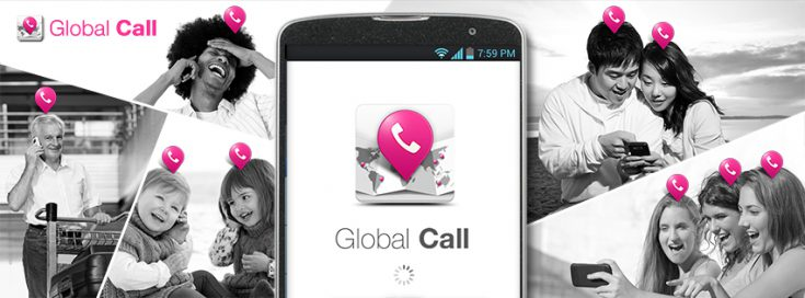 Global Call – an International Calling Application