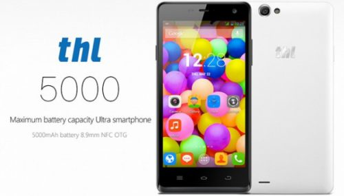 THL 5000 Android 4.4 3G Phablet