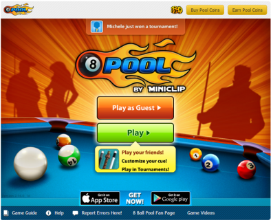 8 Ball Pool by Miniclip – An Addictive Game