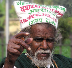 Dashrath Manjhi – The Mountain Man