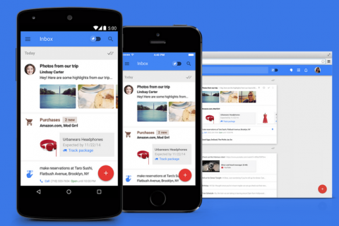 Google inbox : A fresh Approach to email