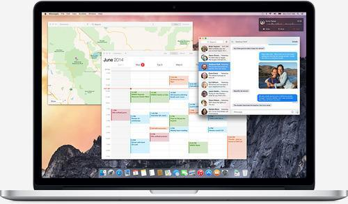 Apple Mac OS X Yosemite Released