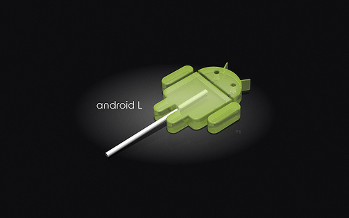 Hot Android Lollypop