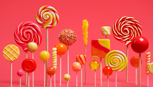 Finally the latest Android Lollipop is here