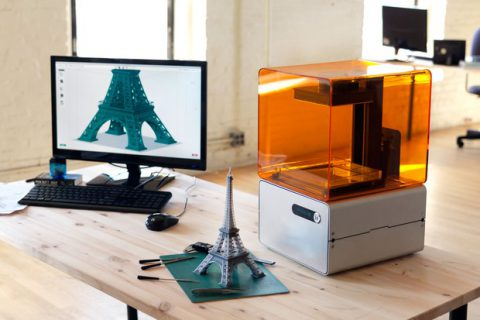 3D Printers: It's all real and no magic