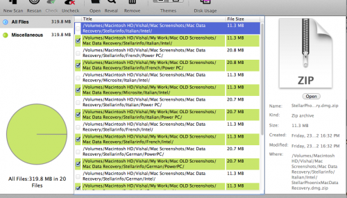 How to Remove Duplicate files from Mac based Systems