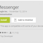 The Overhyped Google Messenger #Just a SMS/MMS App