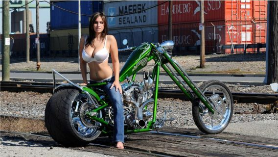 Super Cool Bikes Wallpaper – II