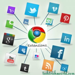 Huge List of Social Media Chrome Extensions
