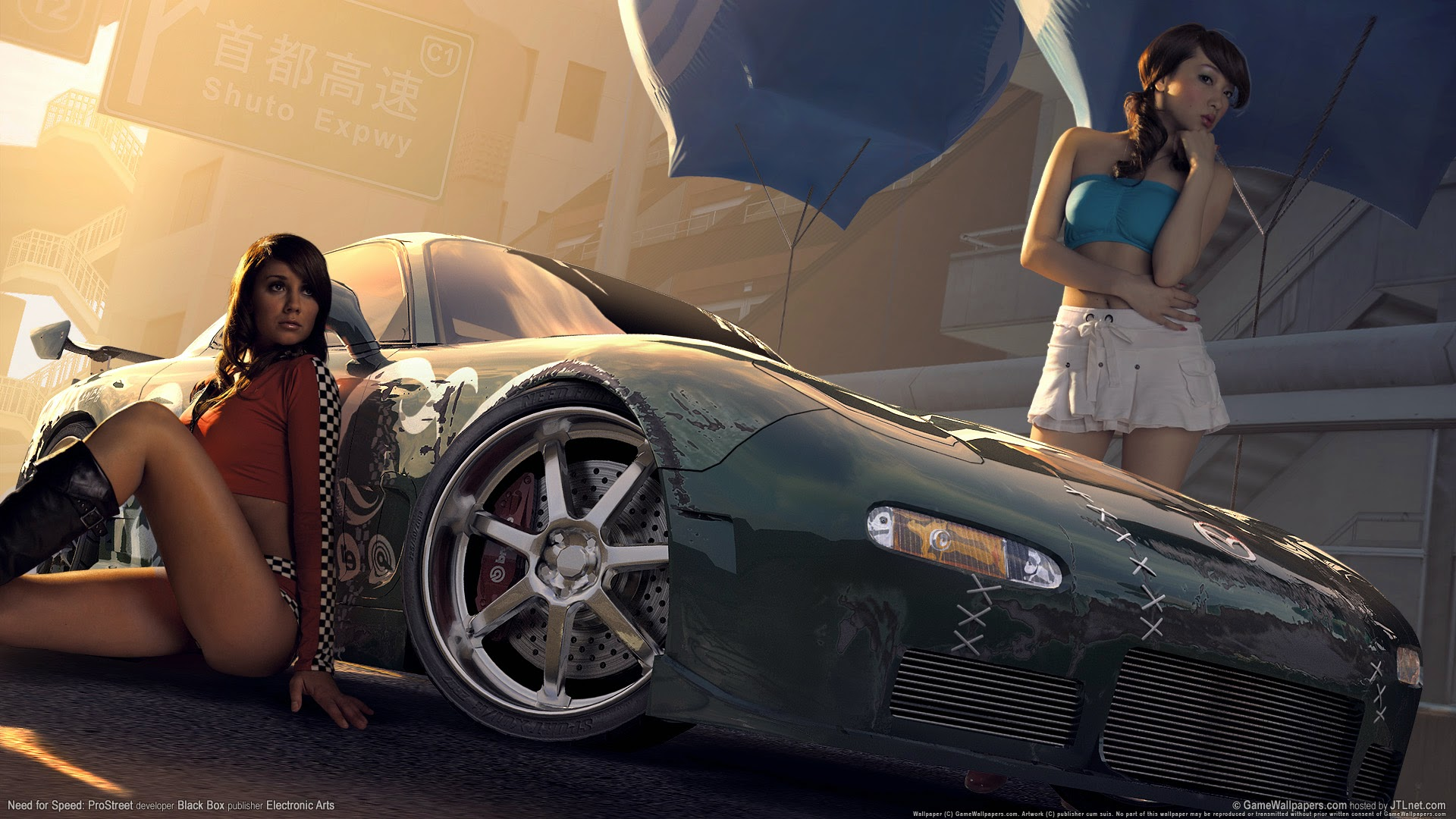 Need-for-speed-prostreet-Girls
