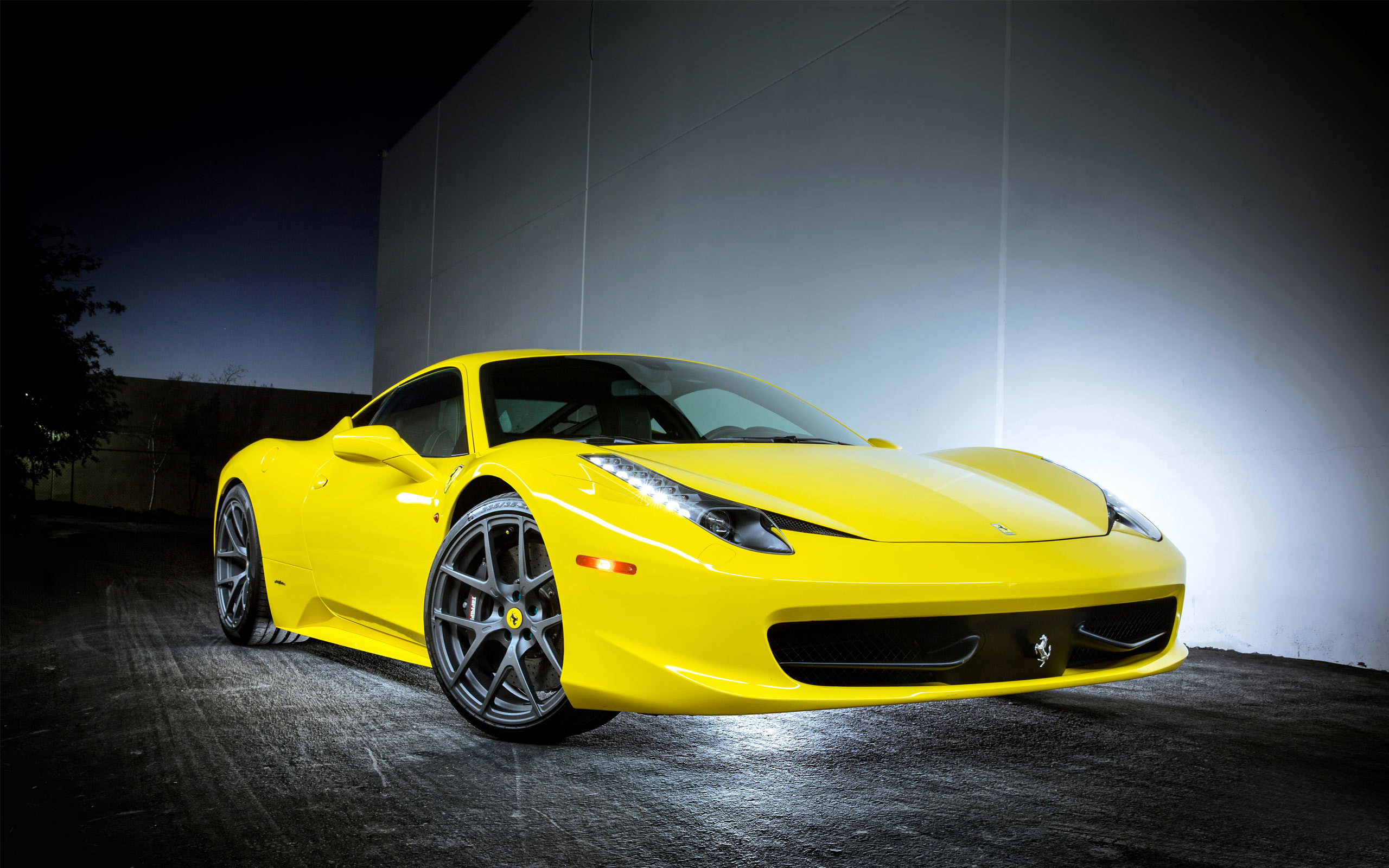 ferrari italia vorsteiner-HD-wallpaper