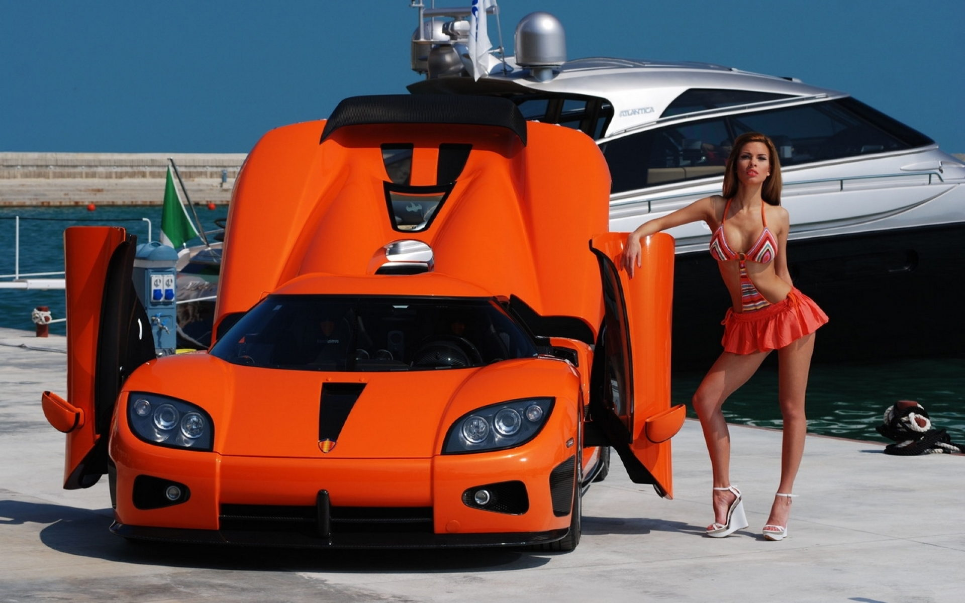sports-car-hot-girl-wallpapers