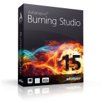 Ashampoo Burning Studio 15 (Review + Giveaway)