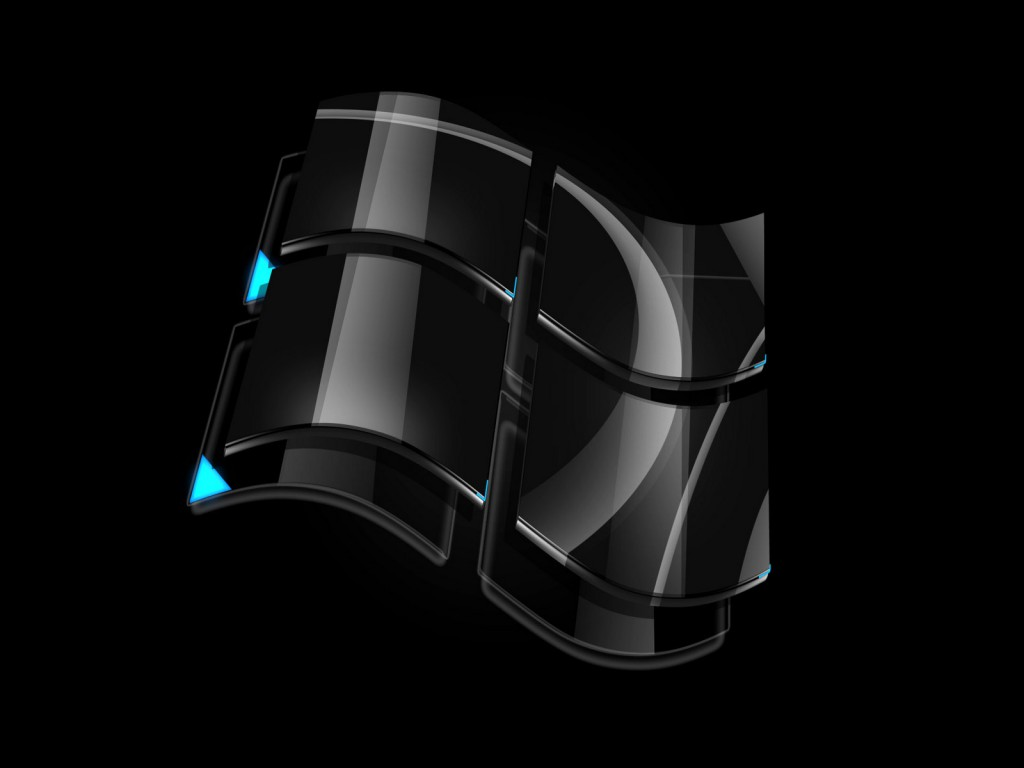 black-windows-vista-wallpapers
