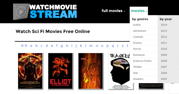 Free & Legal way to Watch Movies Online: WatchMovieStream.com