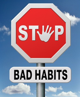 Bad Blogging Habits You Should Quit in 2015