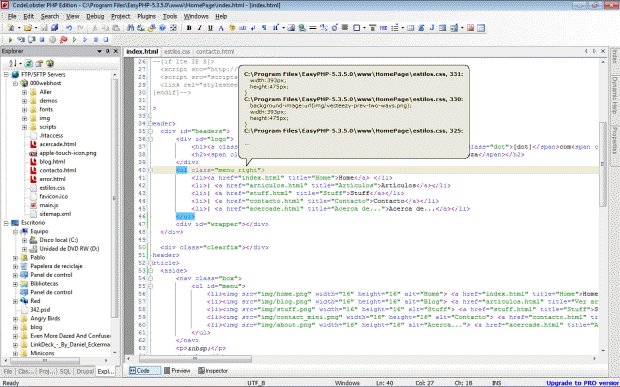 bws_codelobster_php_edition_2