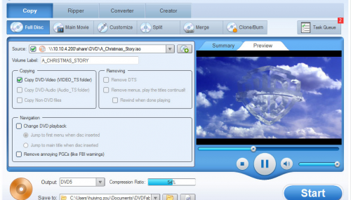 Efficient DVD Copy software for Your Mac Product