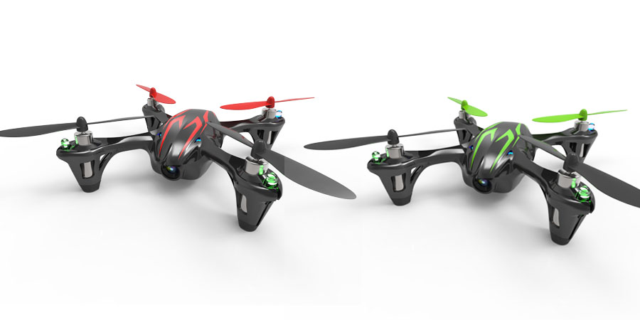 Hubsan X4 Micro Quad Copter Drone