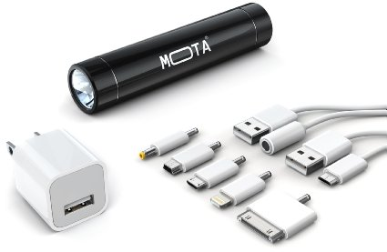 Mota Portable Charger Stick